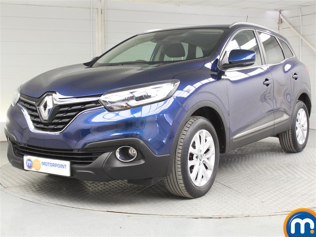 Renault Kadjar Dynamique Nav - Stock Number 1048350 Passenger side front corner