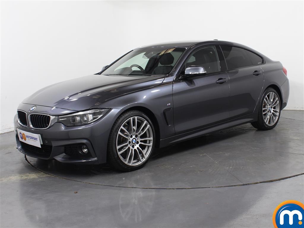BMW 4 Series M Sport - Stock Number 1050085 Passenger side front corner