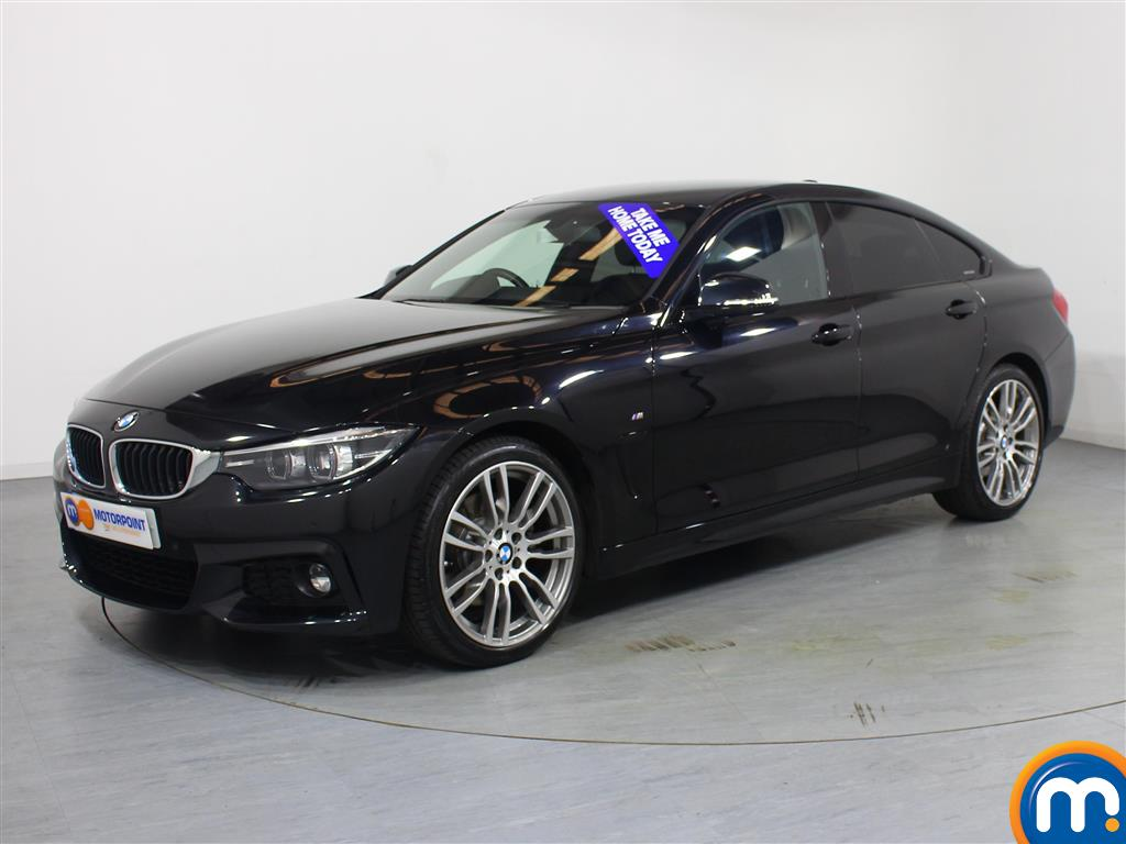 BMW 4 Series M Sport - Stock Number 1048978 Passenger side front corner