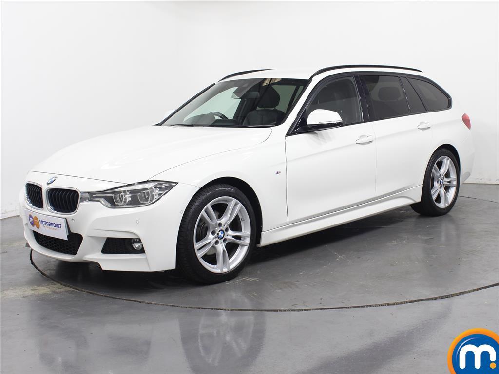 BMW 3 Series M Sport - Stock Number 1049174 Passenger side front corner