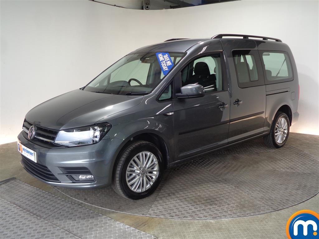 Volkswagen Caddy Maxi Life 2.0 TDI 5dr - Stock Number 1049937 Passenger side front corner