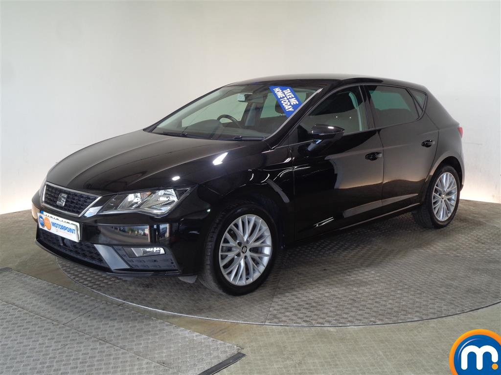 Seat Leon SE Dynamic Technology - Stock Number 1047692 Passenger side front corner