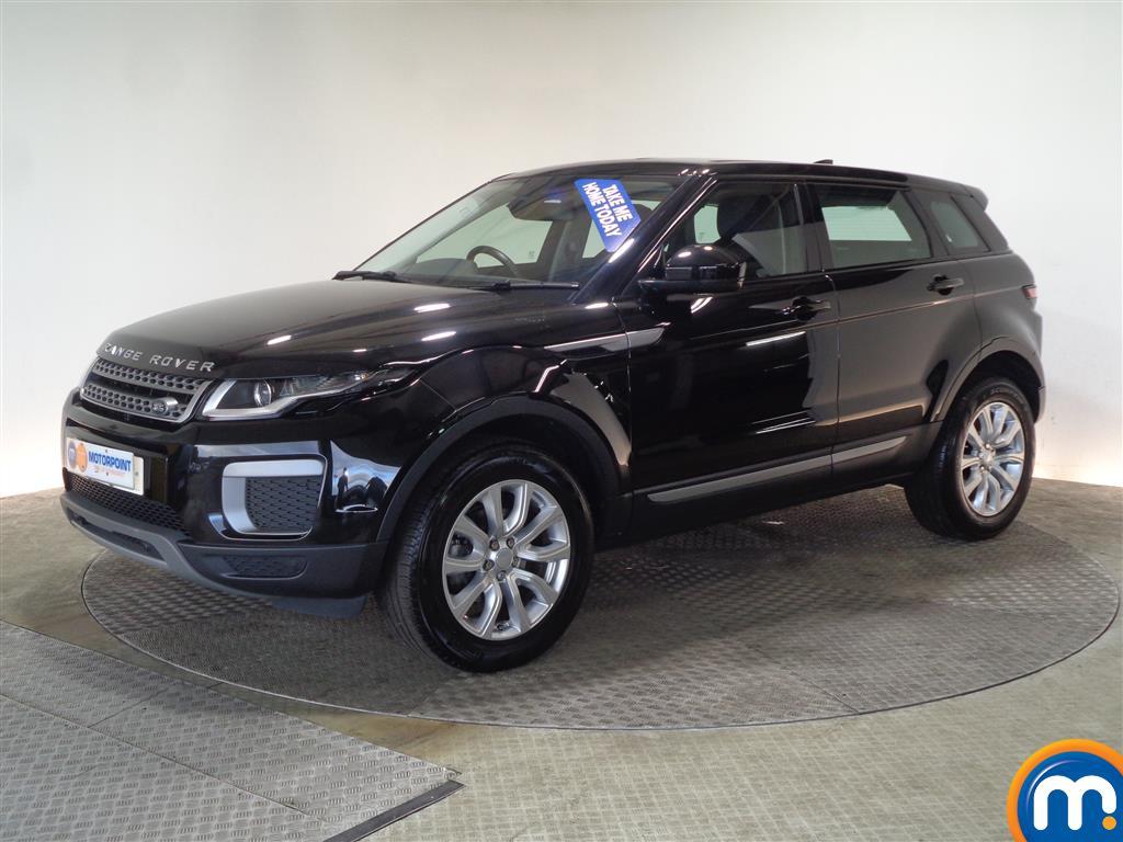 Land Rover Range Rover Evoque SE - Stock Number 1049642 Passenger side front corner