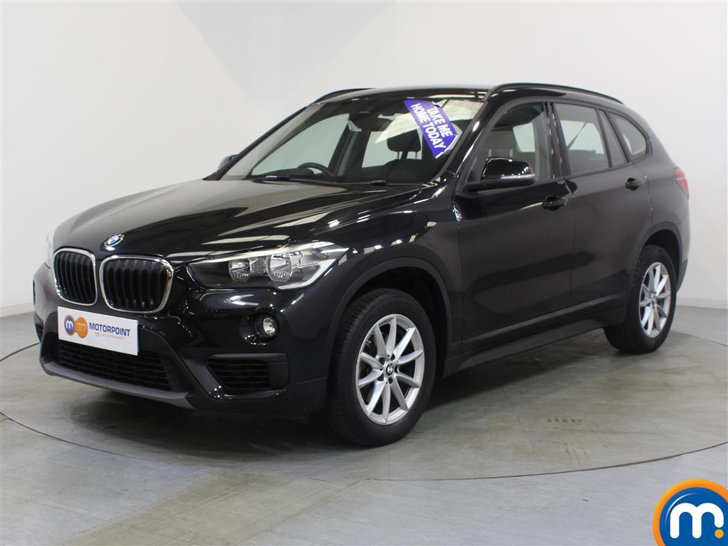 BMW X1 SE - Stock Number 1043954 Passenger side front corner