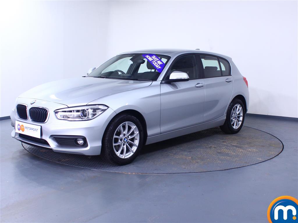 BMW 1 Series SE Business - Stock Number 1049446 Passenger side front corner