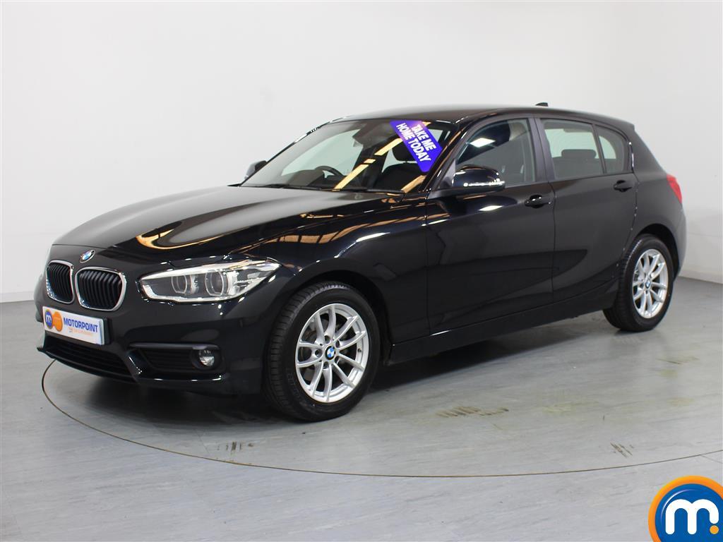 BMW 1 Series SE Business - Stock Number 1049430 Passenger side front corner