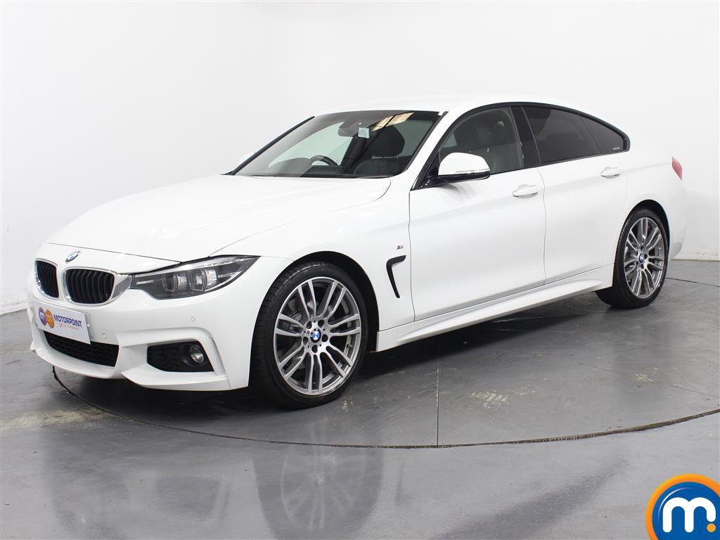 BMW 4 Series M Sport - Stock Number 1048967 Passenger side front corner
