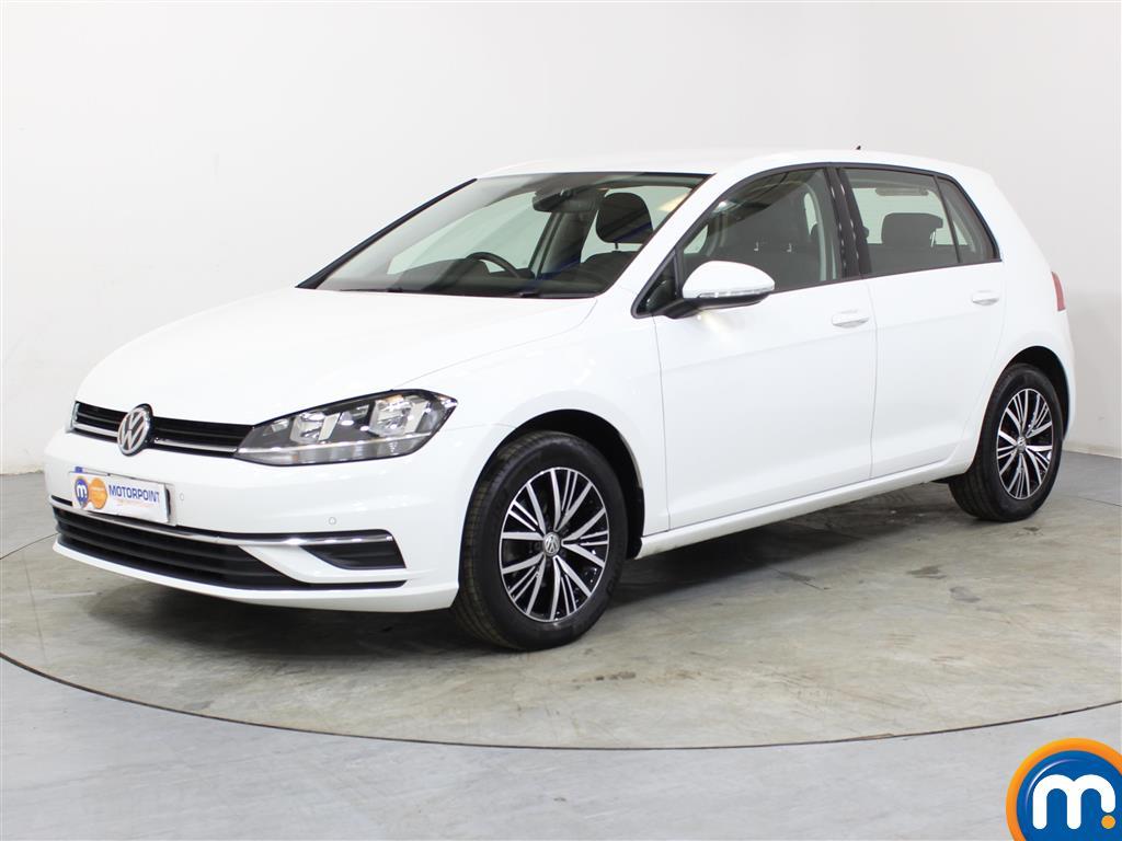 Volkswagen Golf SE - Stock Number 1045770 Passenger side front corner