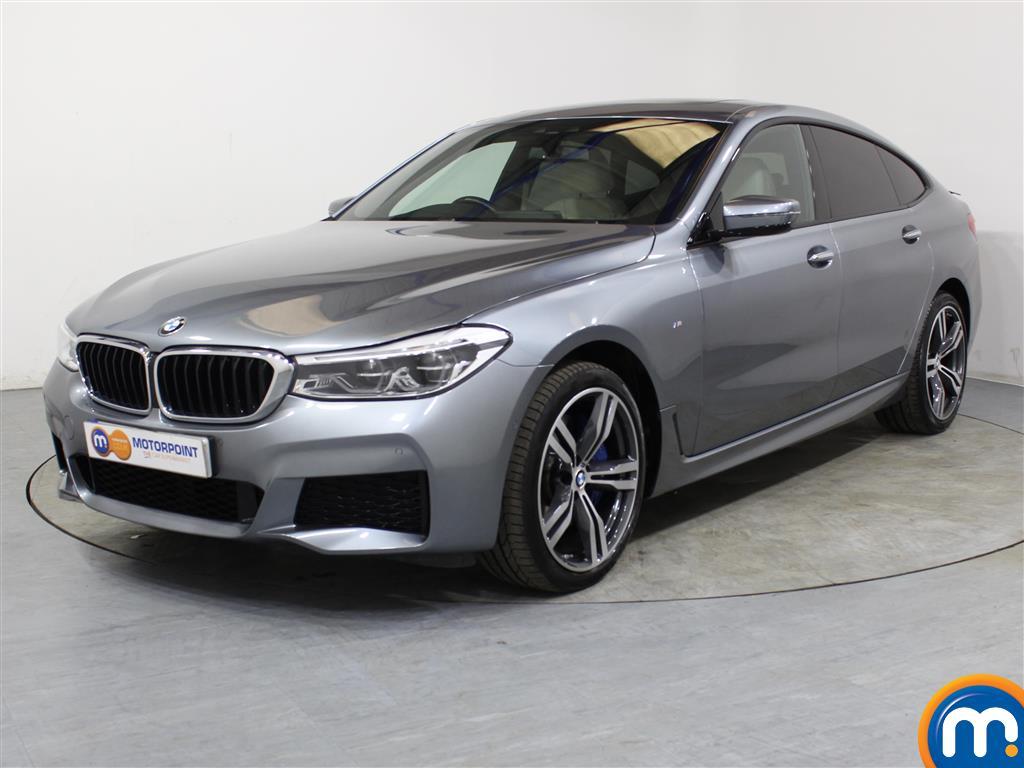 BMW 6 Series M Sport - Stock Number 1045173 Passenger side front corner