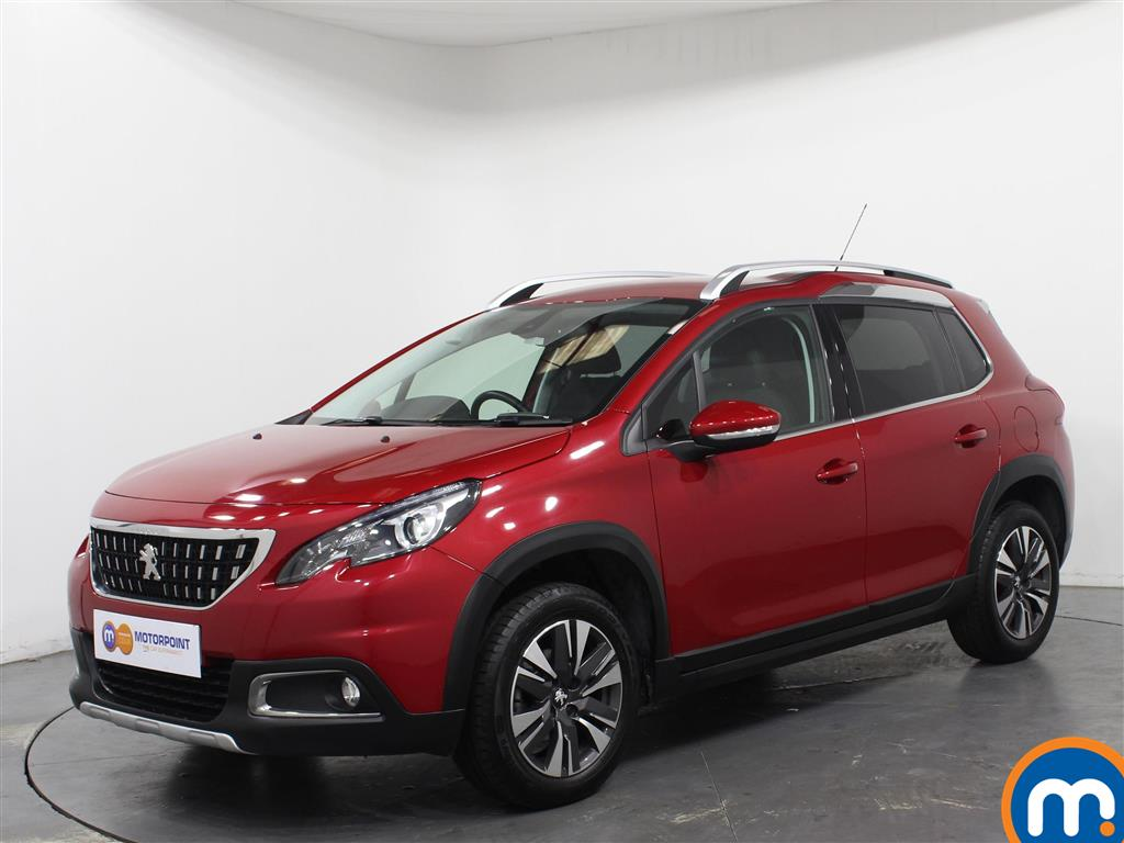 Peugeot 2008 Allure - Stock Number 1045546 Passenger side front corner