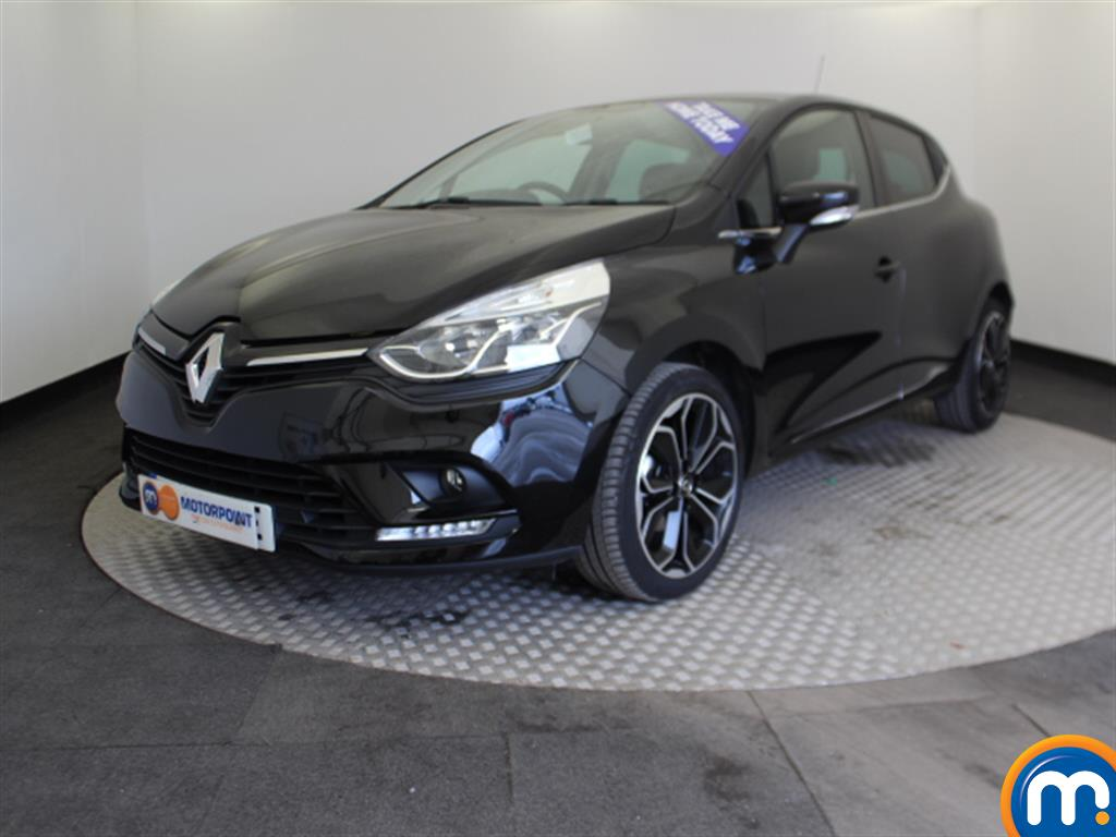 Renault Clio Iconic - Stock Number 1050497 Passenger side front corner