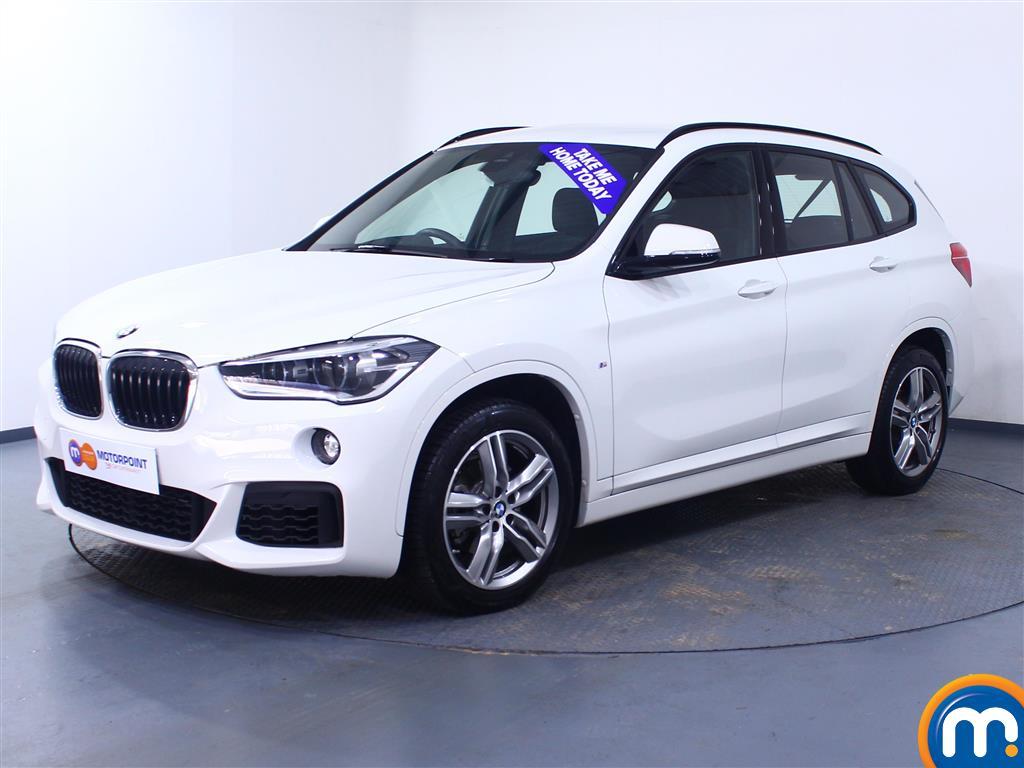 BMW X1 M Sport - Stock Number 1048523 Passenger side front corner