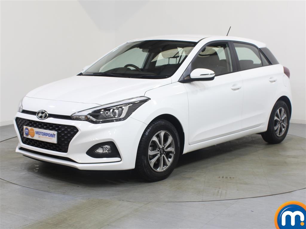 Hyundai I20 SE - Stock Number 1043268 Passenger side front corner