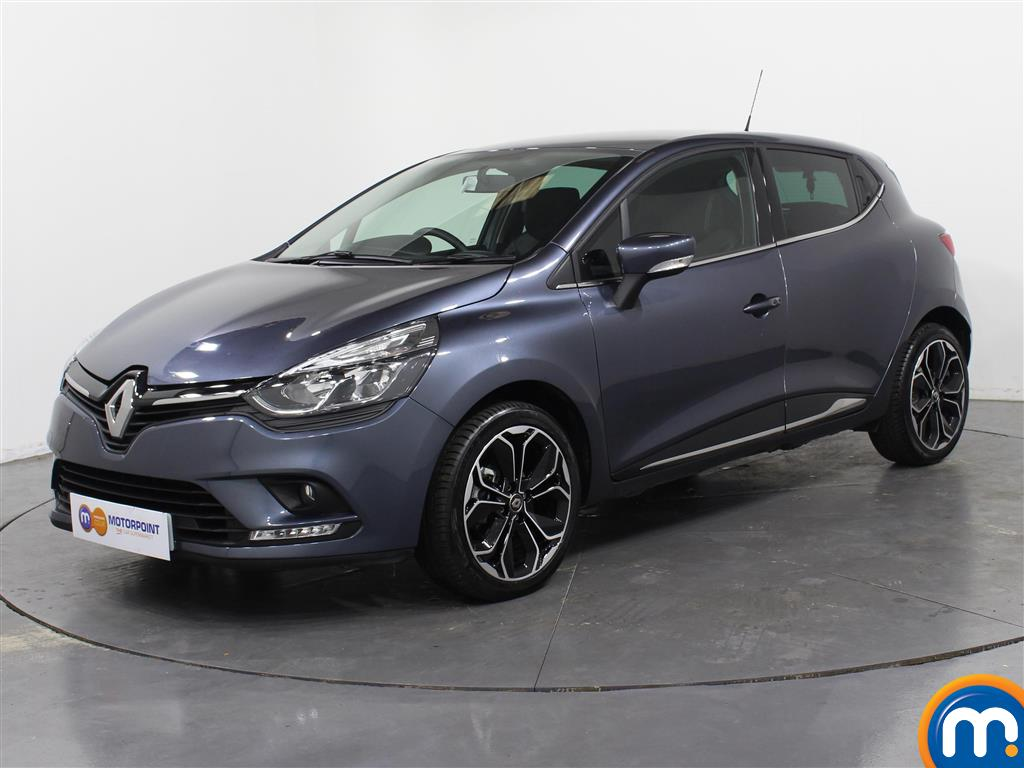 Renault Clio Iconic - Stock Number 1048559 Passenger side front corner