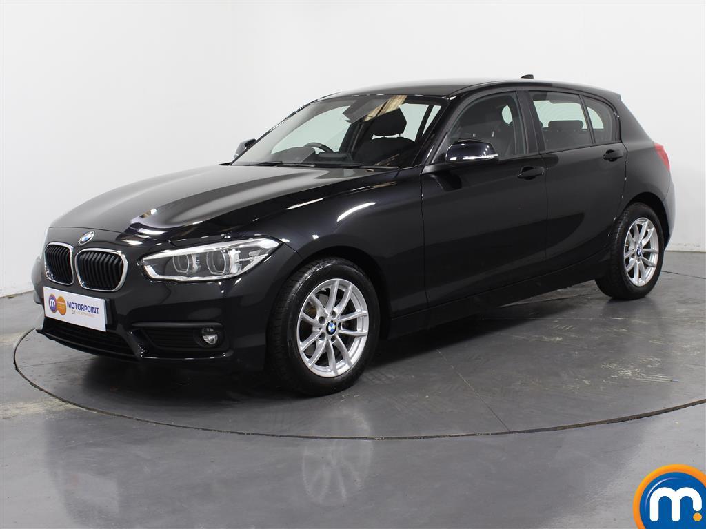 BMW 1 Series SE Business - Stock Number 1049424 Passenger side front corner