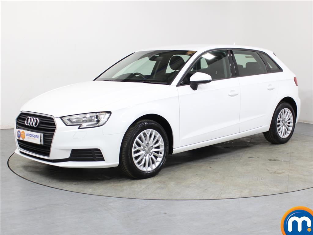 Audi A3 SE Technik - Stock Number 1048641 Passenger side front corner