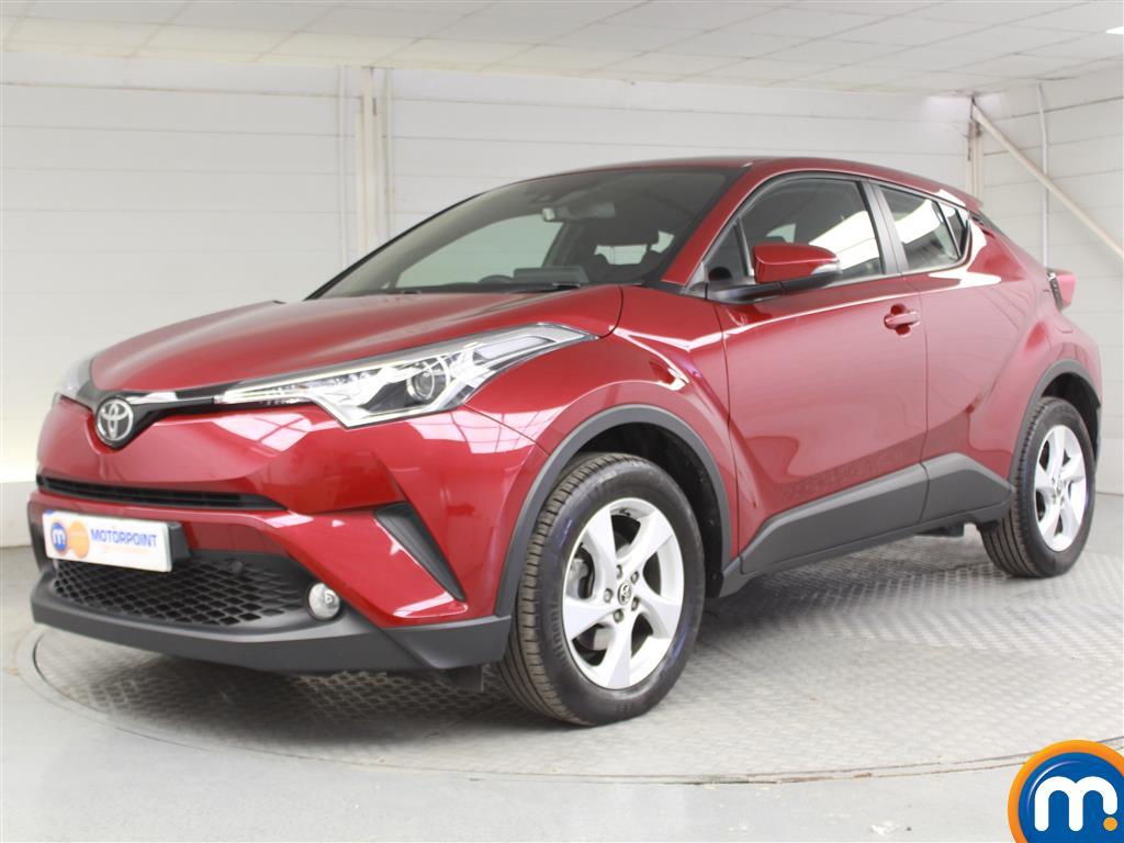 Toyota C-Hr Icon - Stock Number 1050546 Passenger side front corner