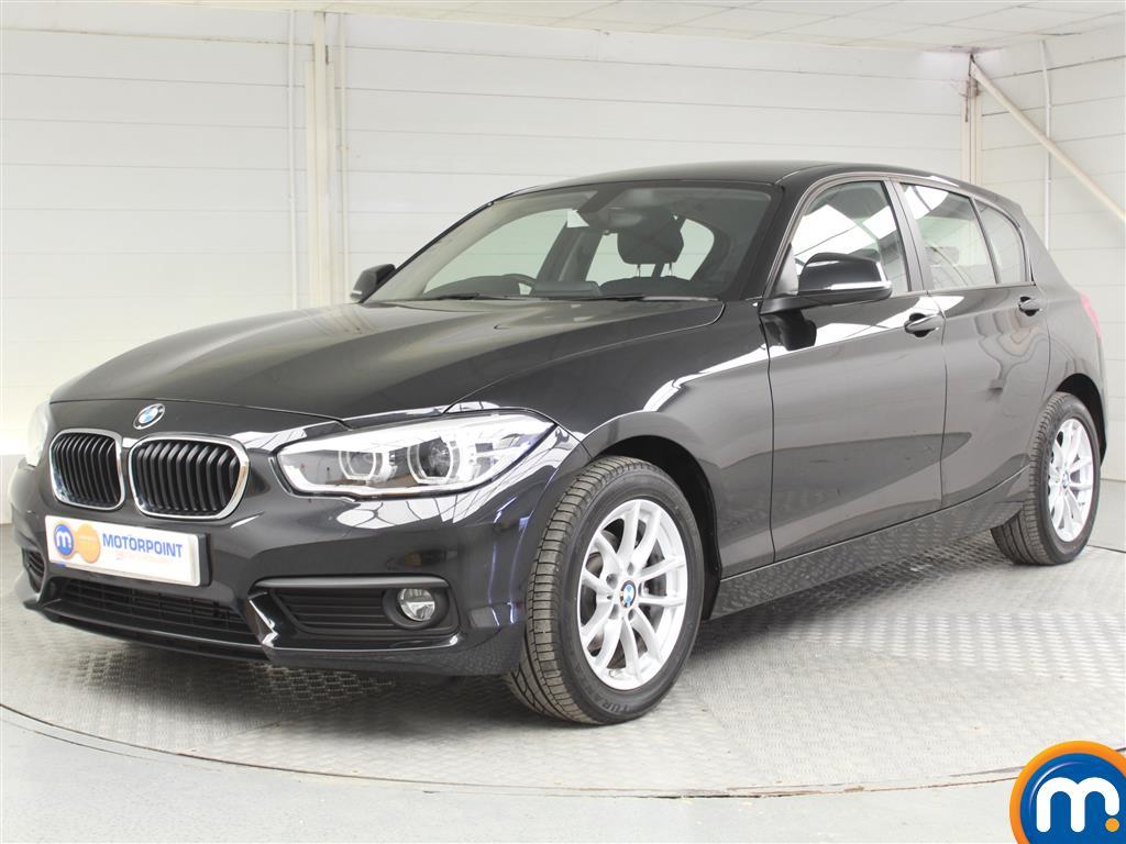 BMW 1 Series SE Business - Stock Number 1049413 Passenger side front corner