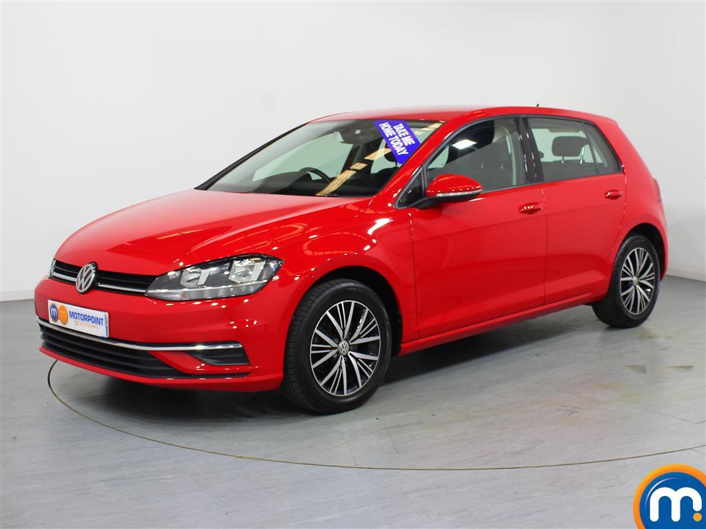 Volkswagen Golf SE - Stock Number 1050536 Passenger side front corner