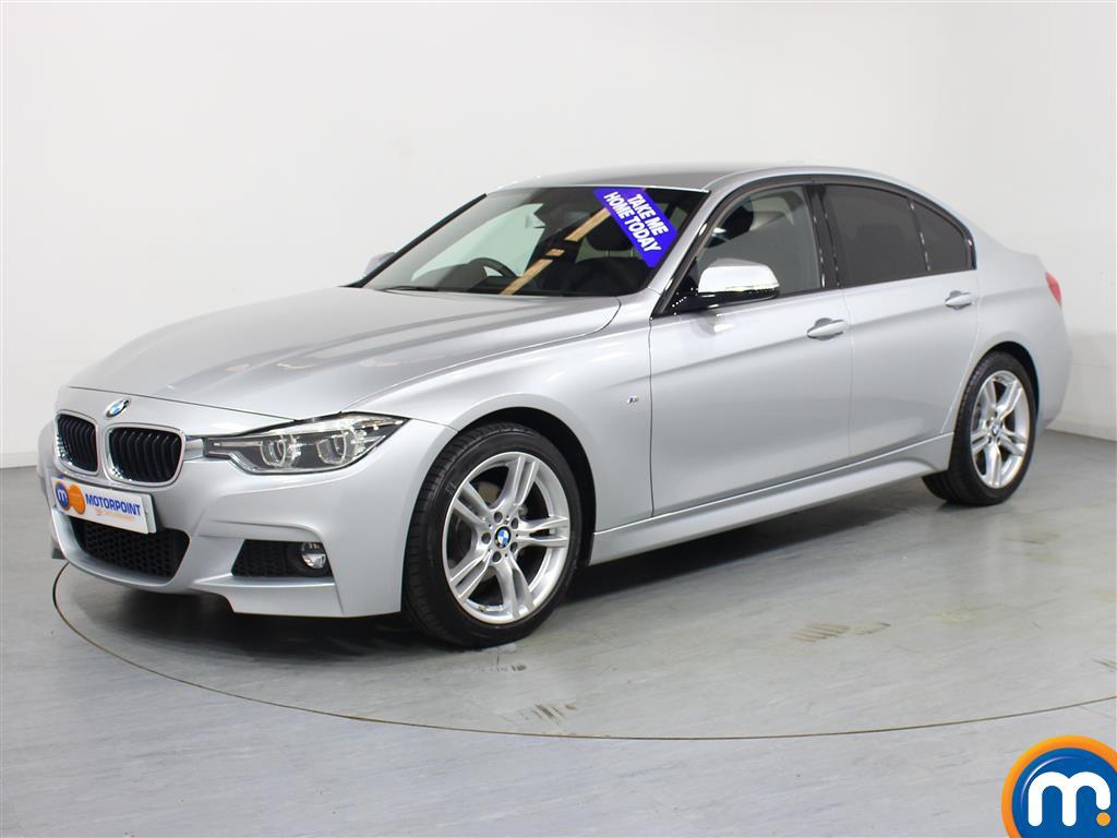 BMW 3 Series M Sport - Stock Number 1048811 Passenger side front corner