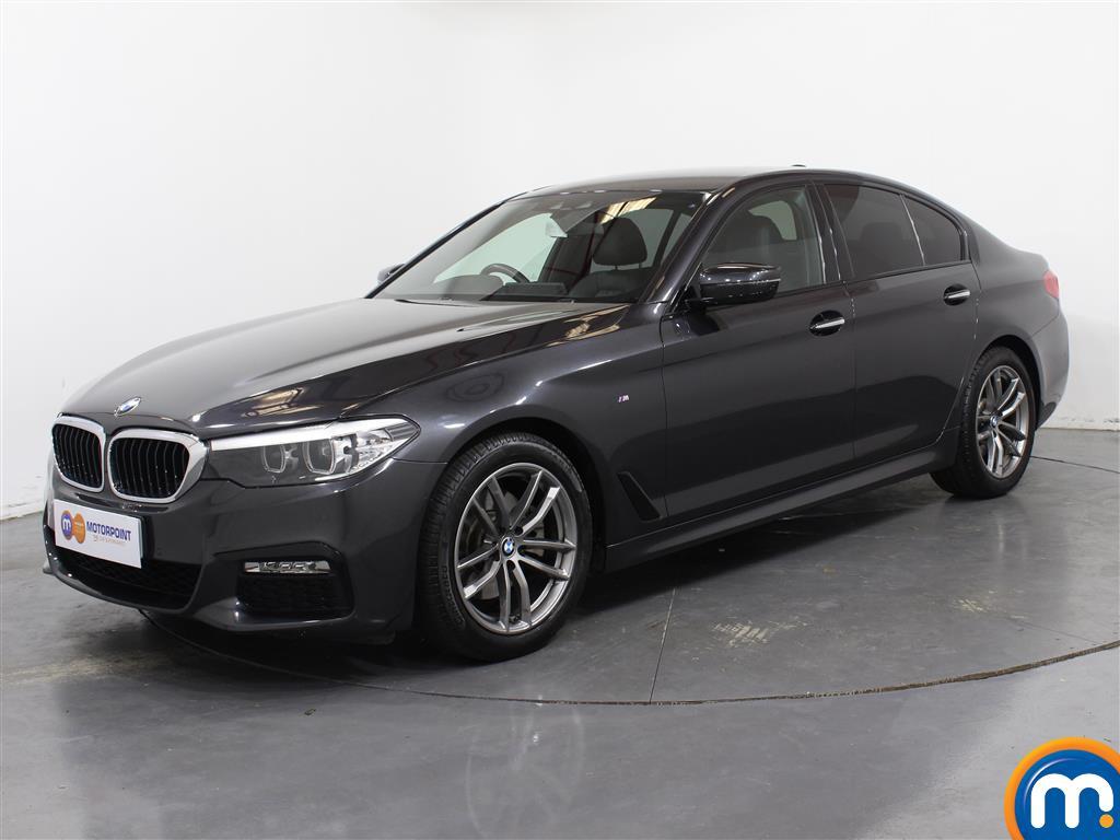 BMW 5 Series M Sport - Stock Number 1051091 Passenger side front corner