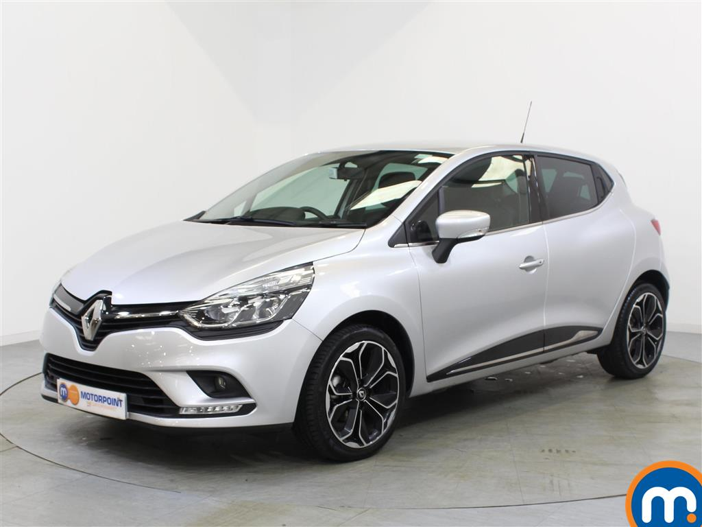 Renault Clio Iconic - Stock Number 1050319 Passenger side front corner