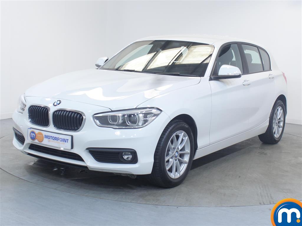 BMW 1 Series SE Business - Stock Number 1048683 Passenger side front corner