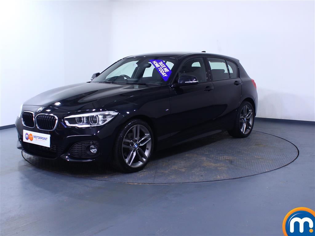 BMW 1 Series M Sport - Stock Number 1050046 Passenger side front corner
