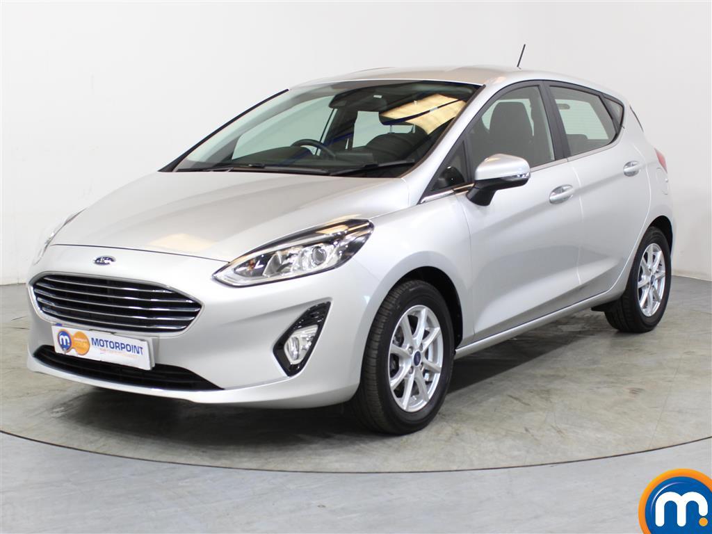 Ford Fiesta Zetec - Stock Number 1052594 Passenger side front corner