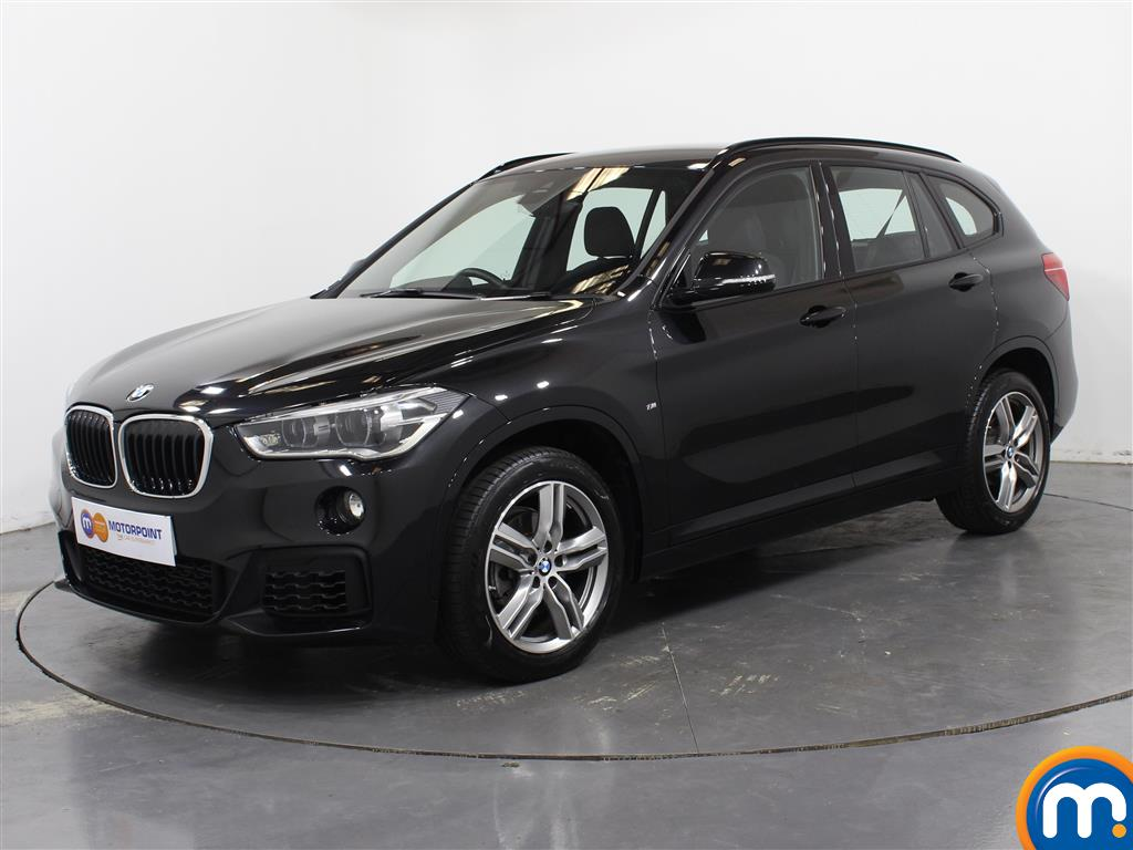 BMW X1 M Sport - Stock Number 1048541 Passenger side front corner