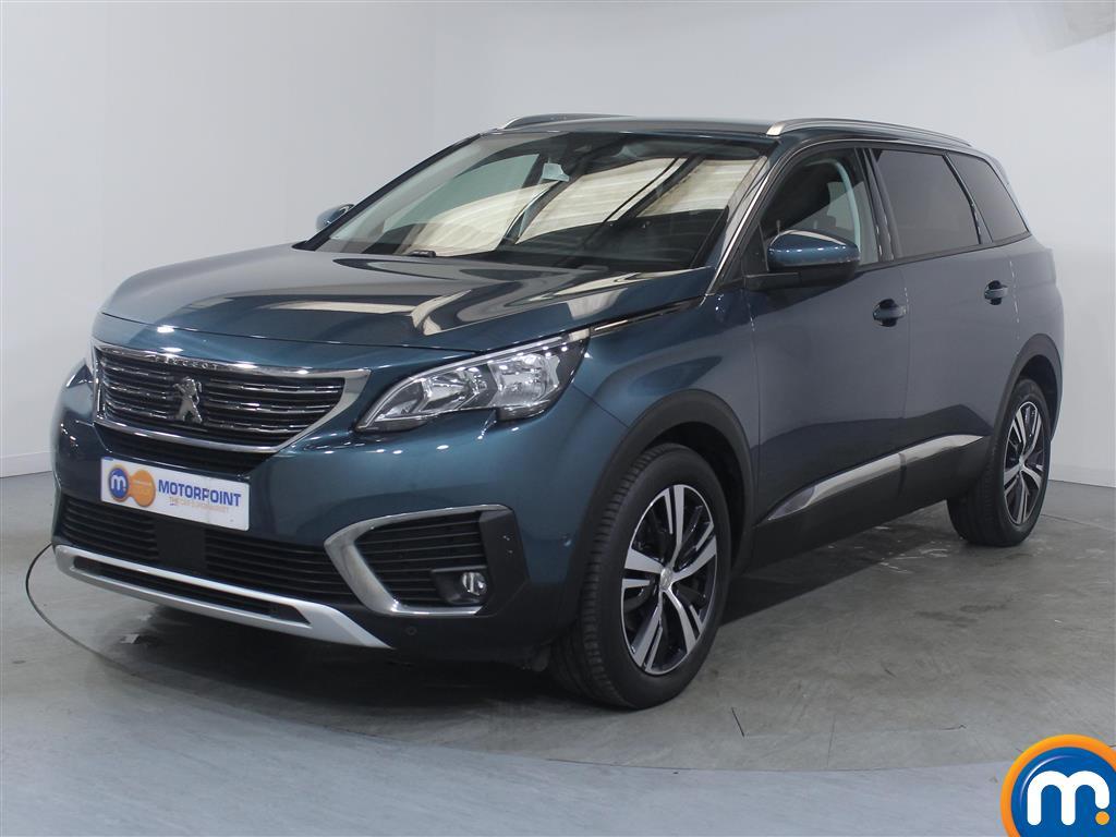 Peugeot 5008 Allure - Stock Number 1044672 Passenger side front corner