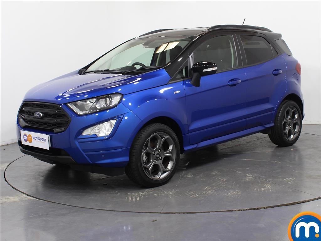 Ford Ecosport ST-Line - Stock Number 1050913 Passenger side front corner