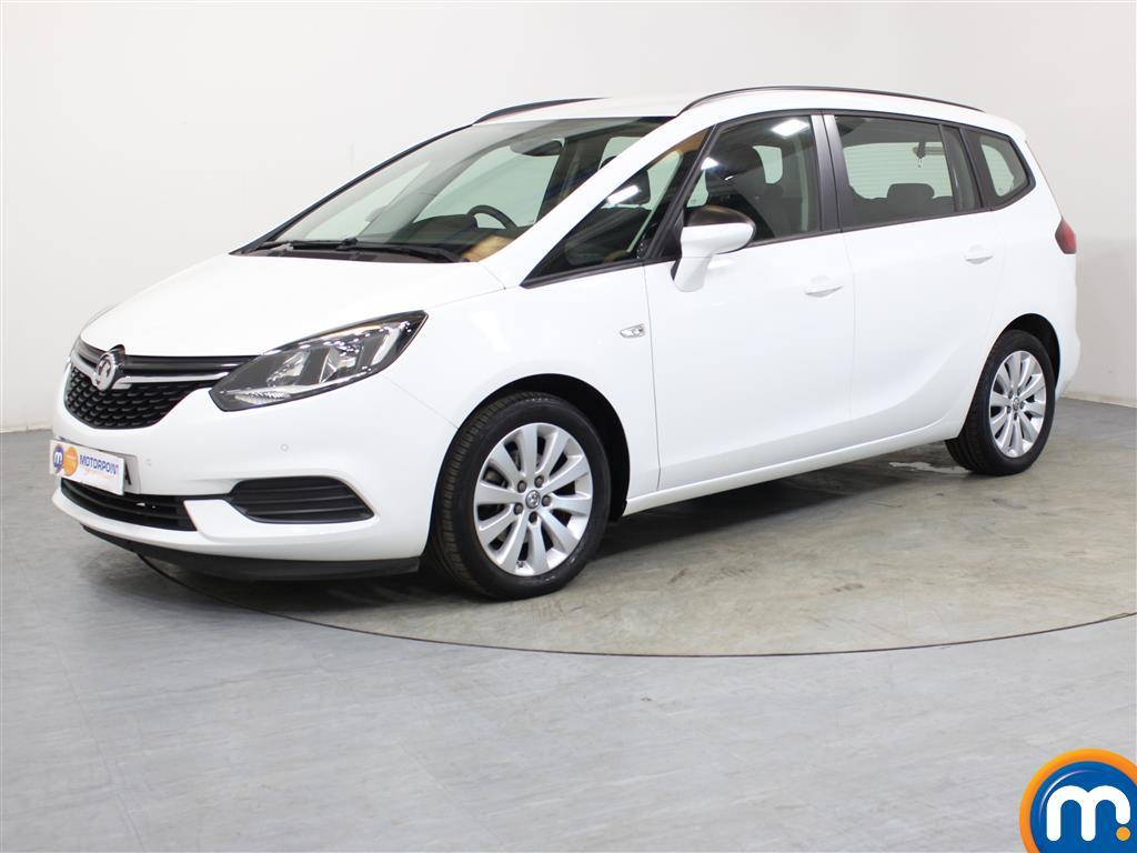 Vauxhall Zafira Design - Stock Number 1049161 Passenger side front corner