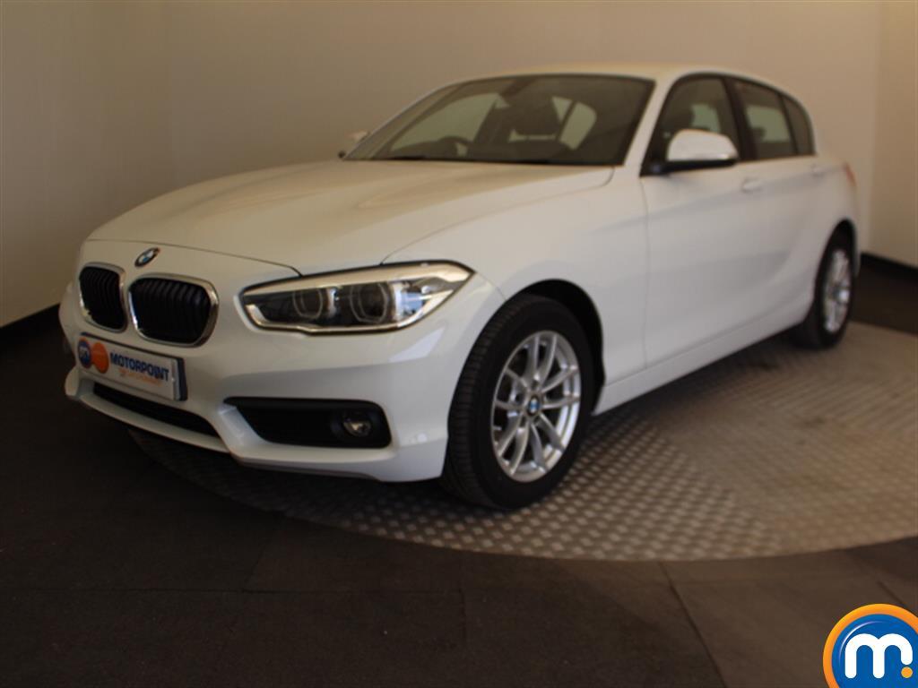 BMW 1 Series SE Business - Stock Number 1048726 Passenger side front corner