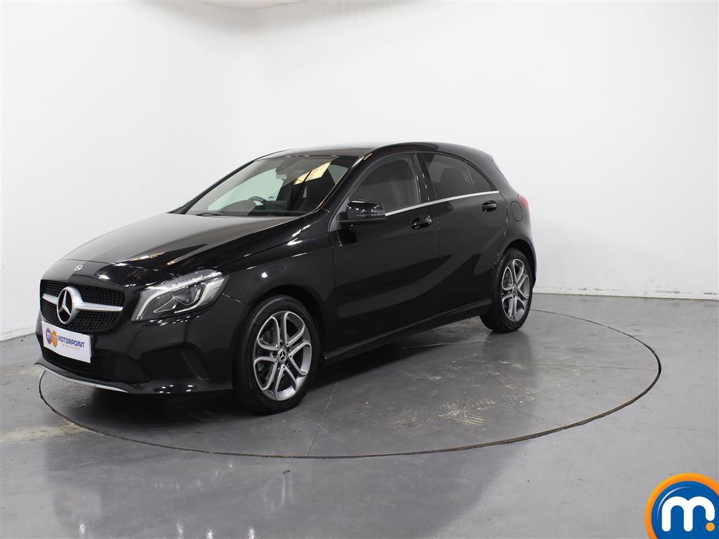 Mercedes-Benz A Class Sport Edition - Stock Number 1051090 Passenger side front corner