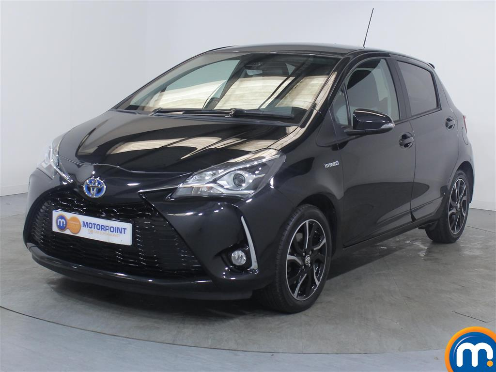 Toyota Yaris Design - Stock Number 1046817 Passenger side front corner