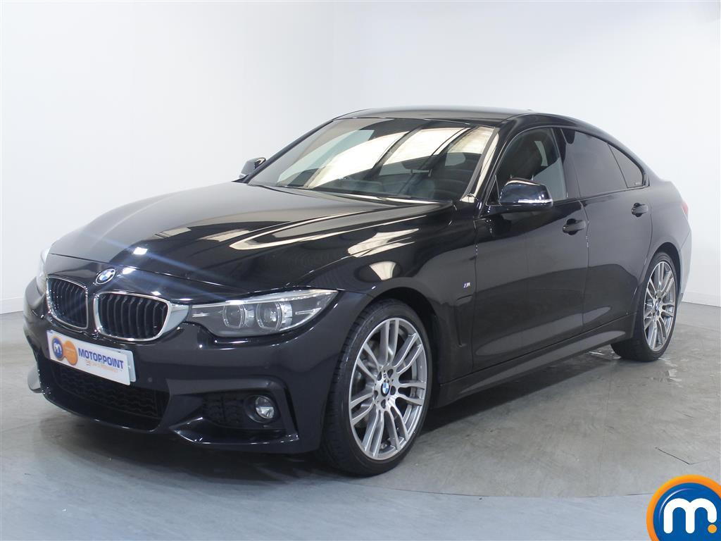 BMW 4 Series M Sport - Stock Number 1048980 Passenger side front corner