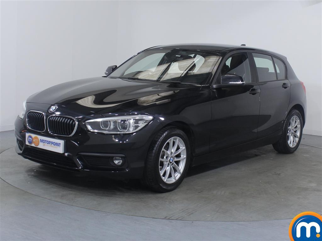 BMW 1 Series SE Business - Stock Number 1049394 Passenger side front corner