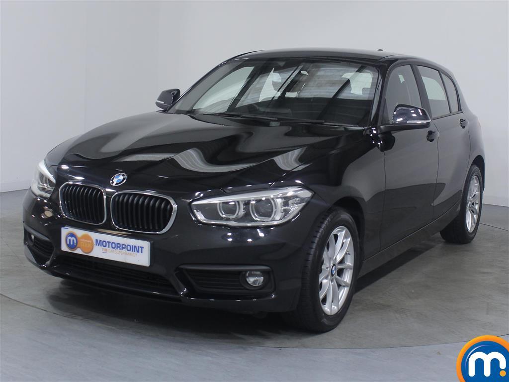 BMW 1 Series SE Business - Stock Number 1049395 Passenger side front corner