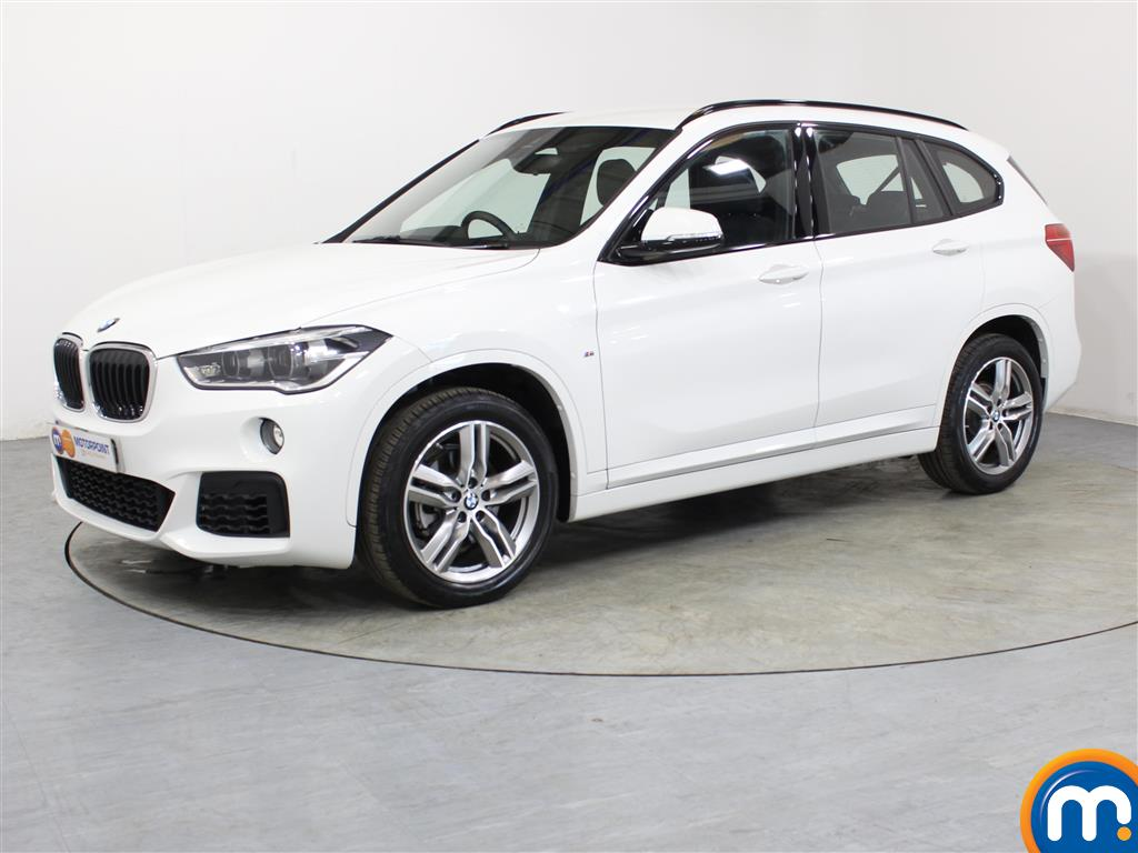 BMW X1 M Sport - Stock Number 1048513 Passenger side front corner