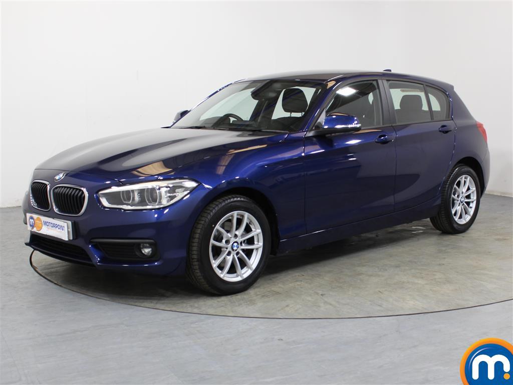 BMW 1 Series SE Business - Stock Number 1049563 Passenger side front corner