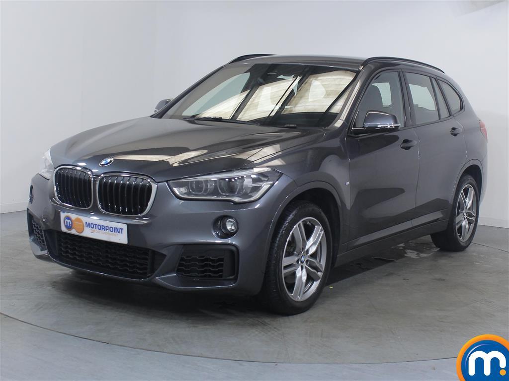 BMW X1 M Sport - Stock Number 1046966 Passenger side front corner