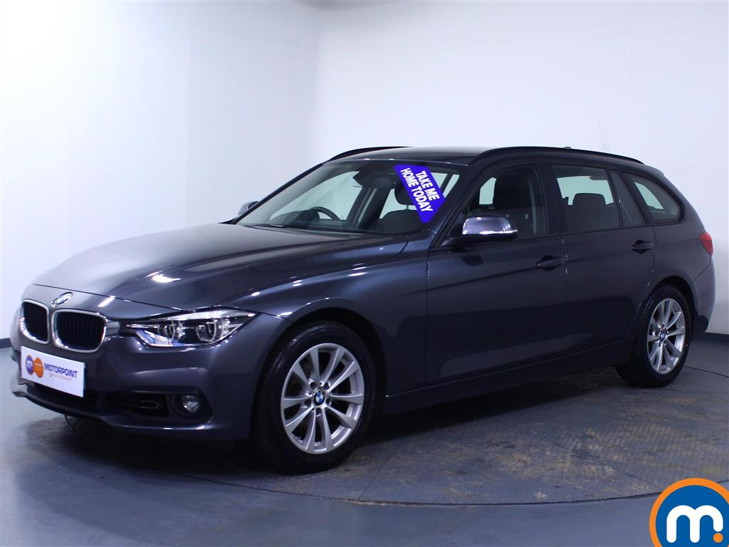 BMW 3 Series SE - Stock Number 1049987 Passenger side front corner