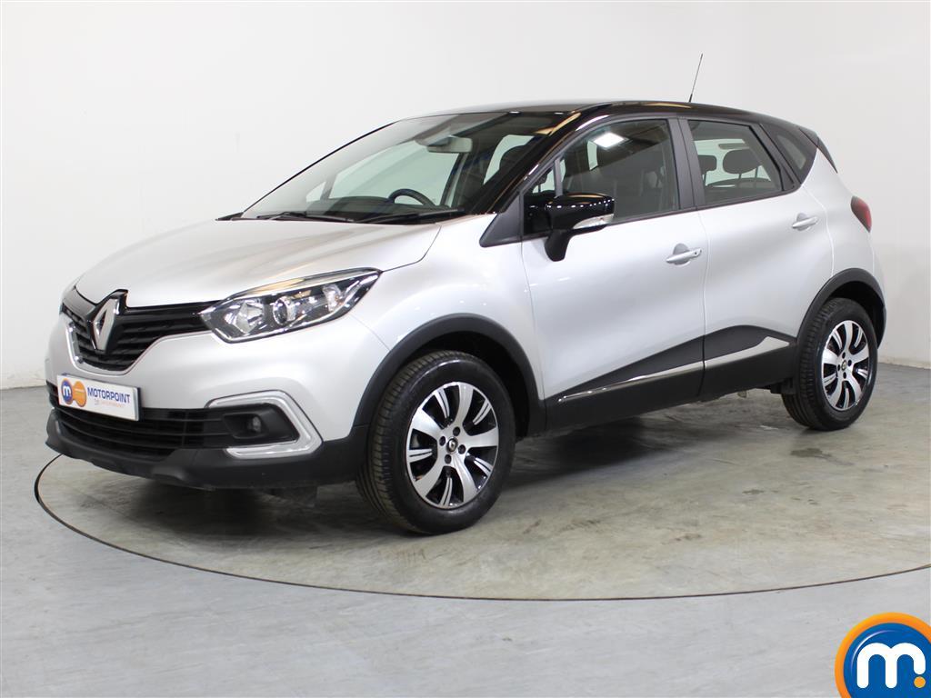 Renault Captur Play - Stock Number 1043902 Passenger side front corner