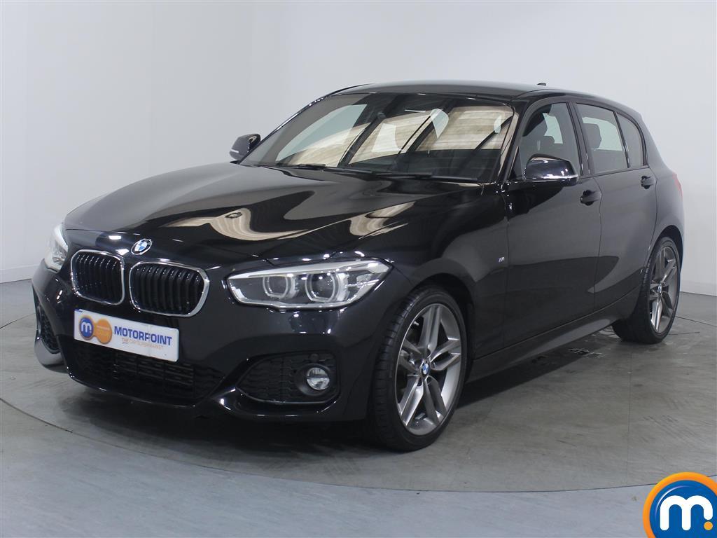 BMW 1 Series M Sport - Stock Number 1050035 Passenger side front corner