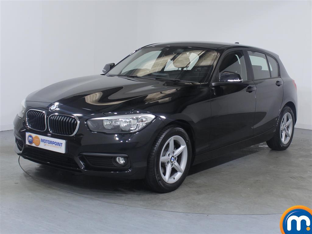 BMW 1 Series SE - Stock Number 1052180 Passenger side front corner