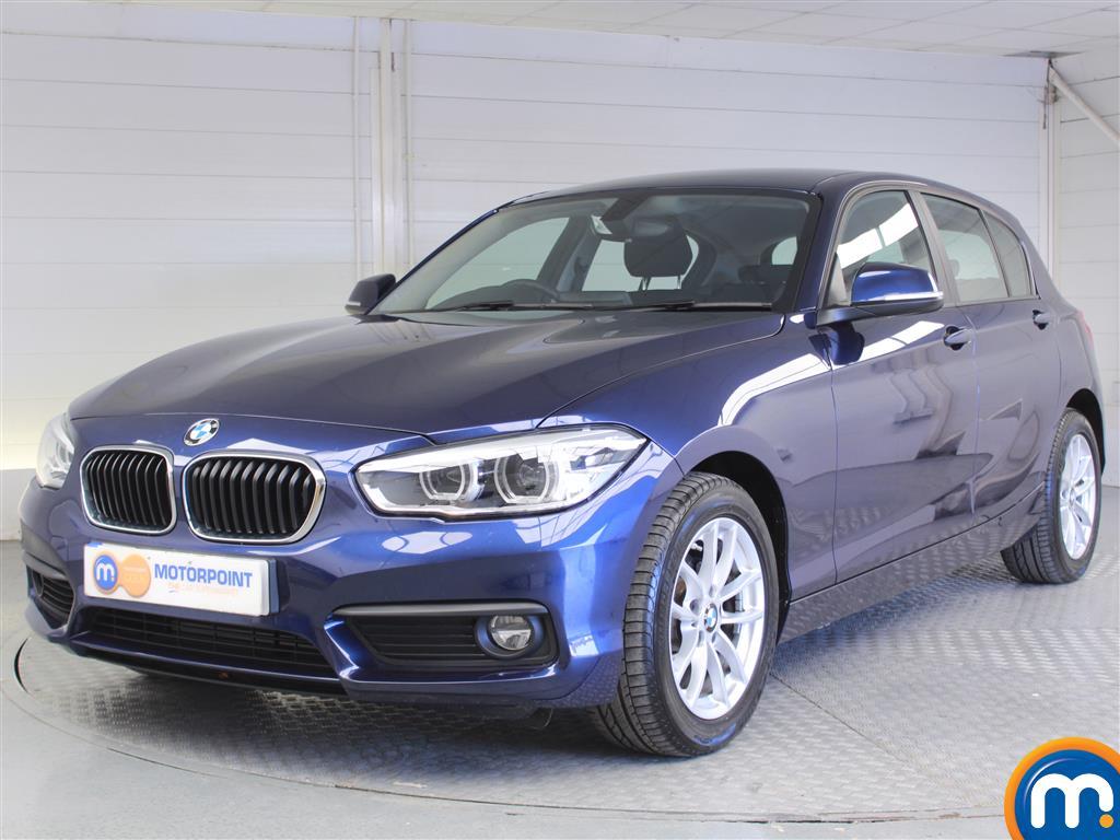 BMW 1 Series SE Business - Stock Number 1048165 Passenger side front corner