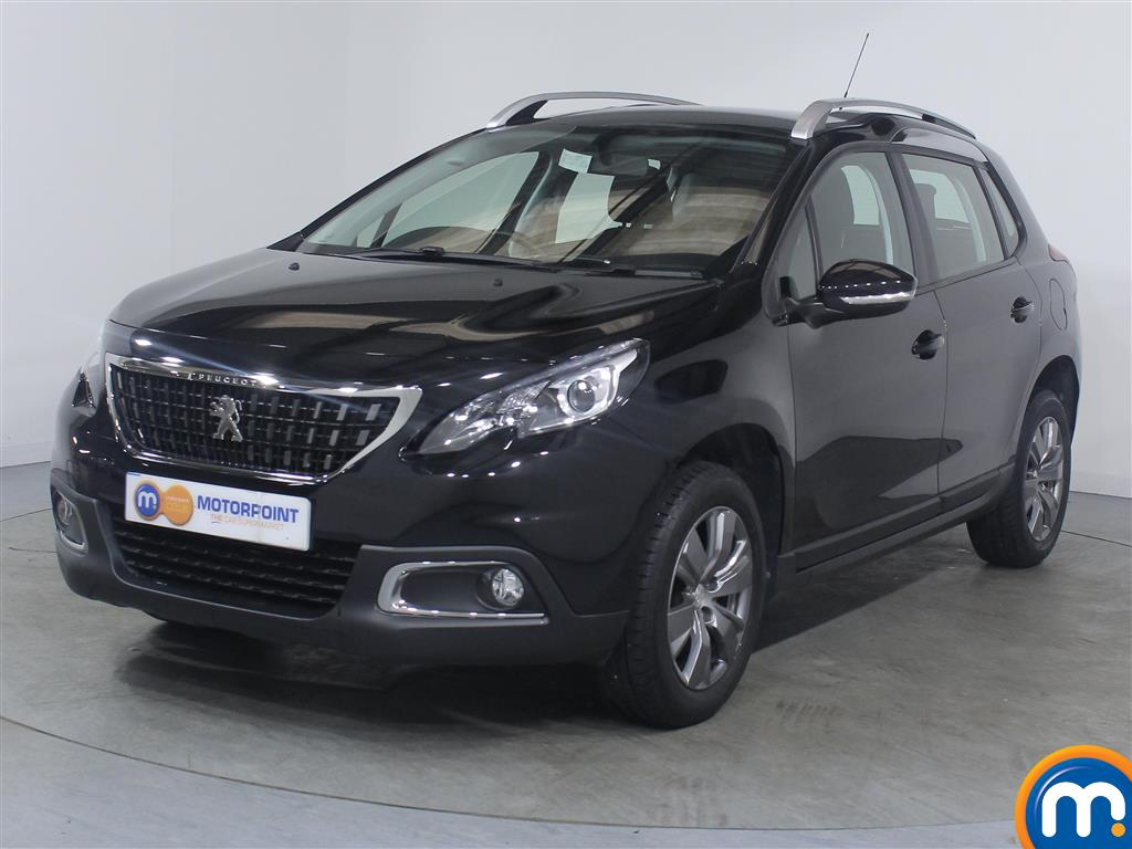 Peugeot 2008 Active - Stock Number 1045624 Passenger side front corner