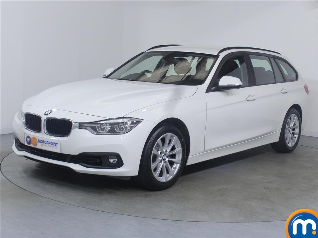 BMW 3 Series SE - Stock Number 1049978 Passenger side front corner