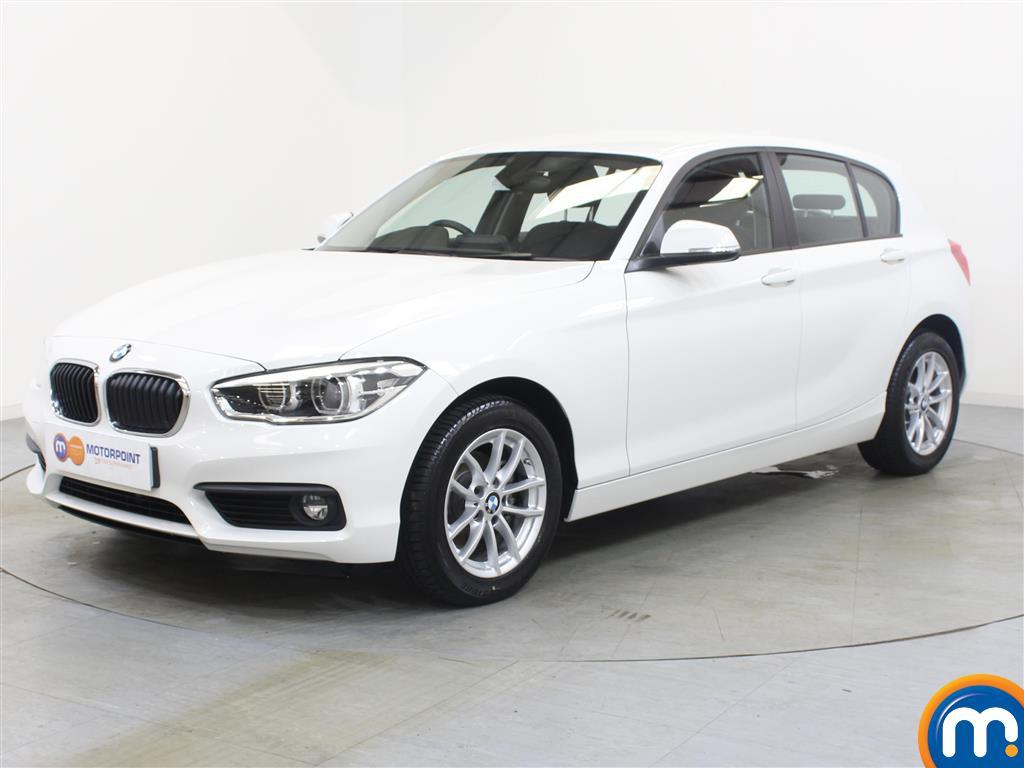 BMW 1 Series SE Business - Stock Number 1048836 Passenger side front corner